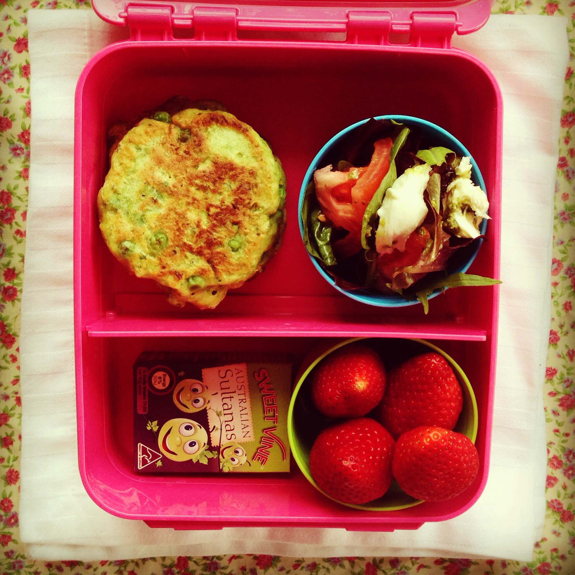 pea fritters my lovely little lunch box. Black Bedroom Furniture Sets. Home Design Ideas